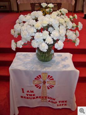 Vase of 132 Carnations