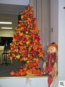 Fall Fest Tree