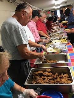 St. Francis House Dinner July 20